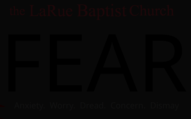 Fear Series graphic